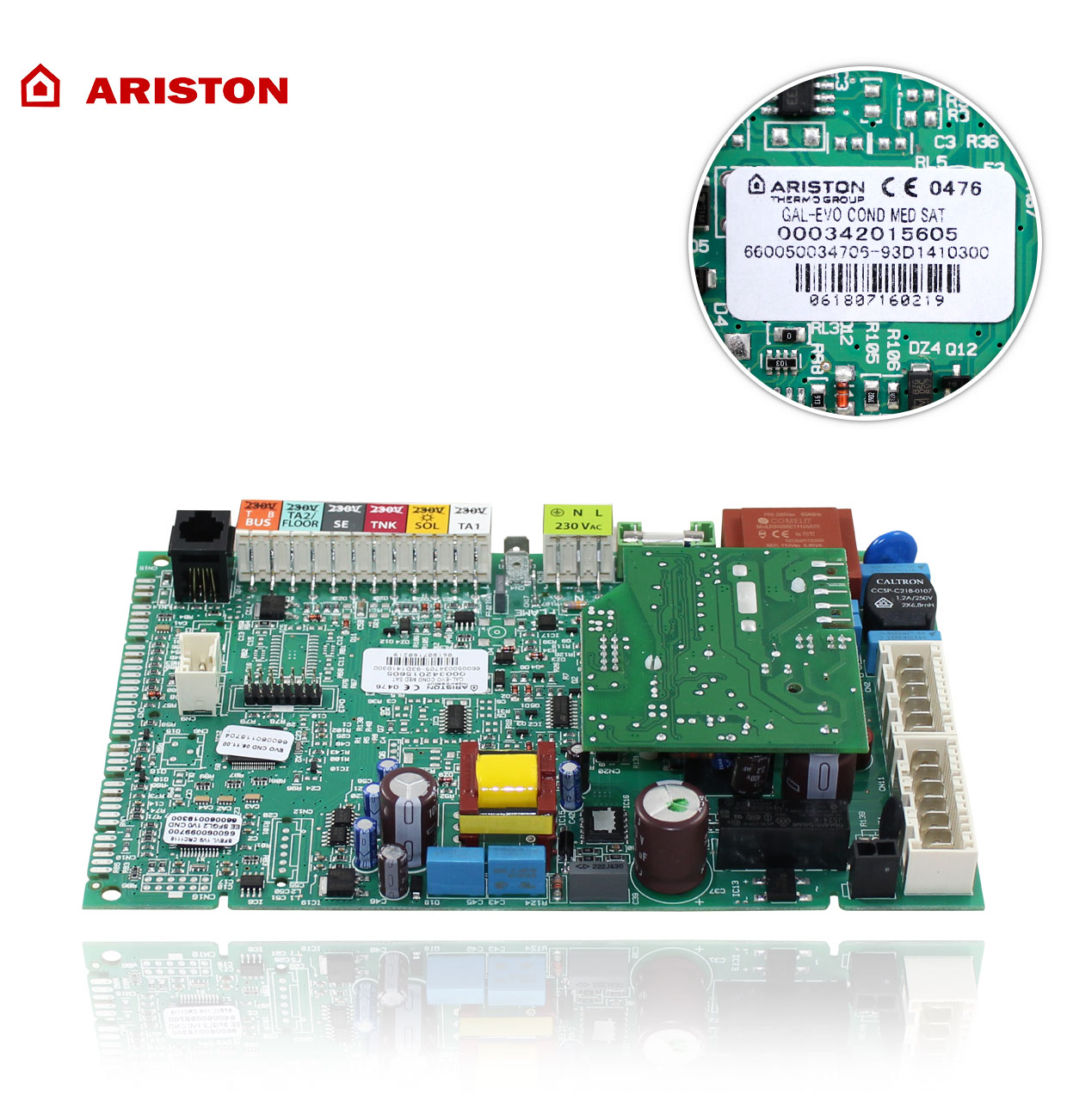 CIRCUITO EGIS PREMIUM 24 ARISTON 60001899-03