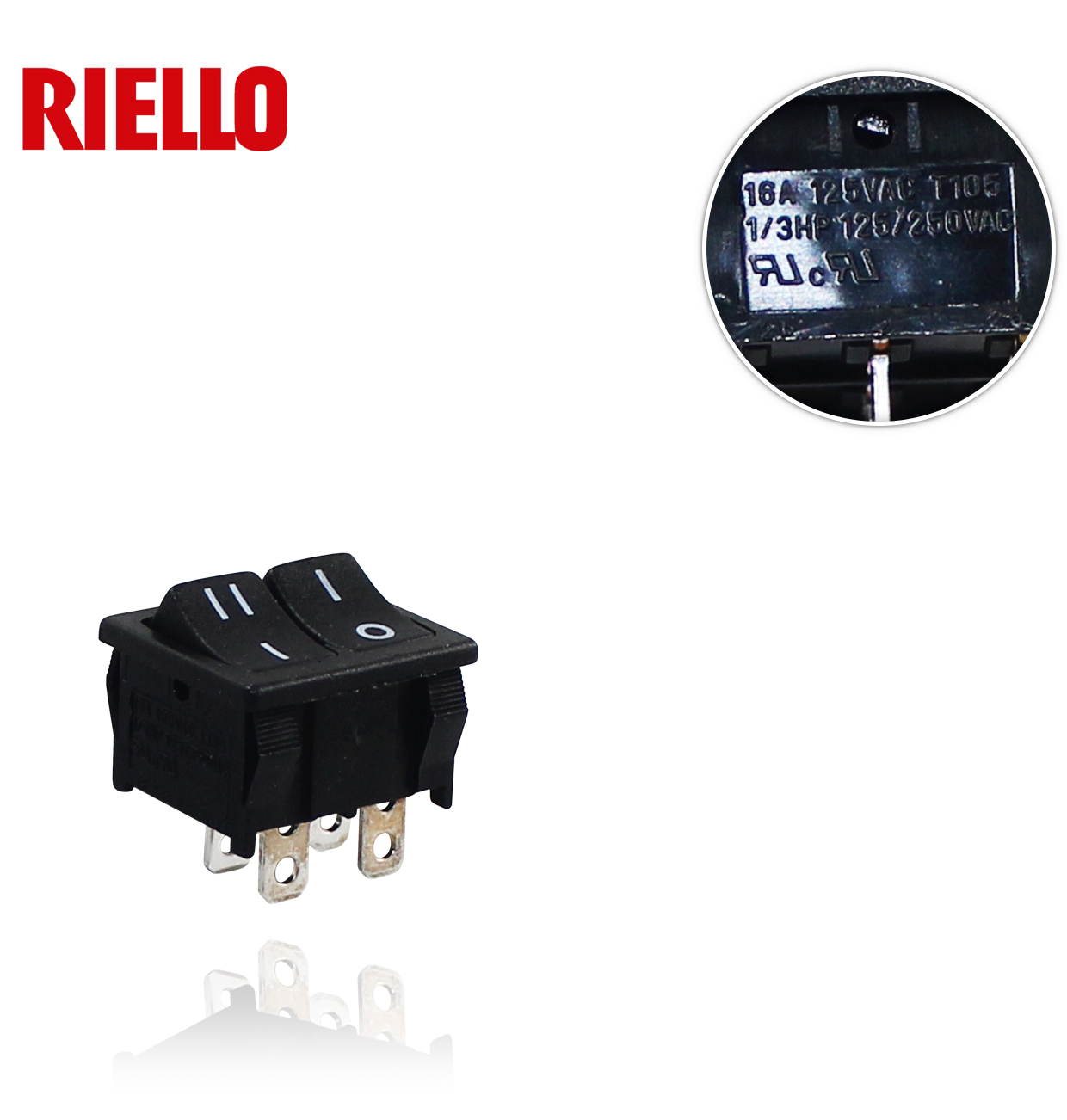 INTERRUPTOR SWITCH RIELLO 3003770